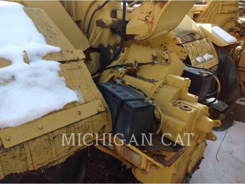 CATERPILLAR WHEEL TRACTOR SCRAPERS 613 equipment  photo 10