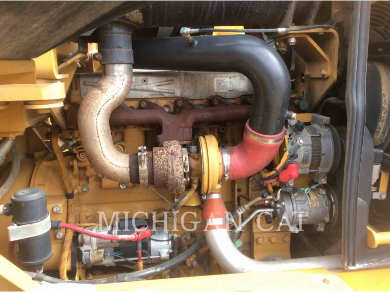 CATERPILLAR RADLADER/INDUSTRIE-RADLADER IT38H 3R equipment  photo 12