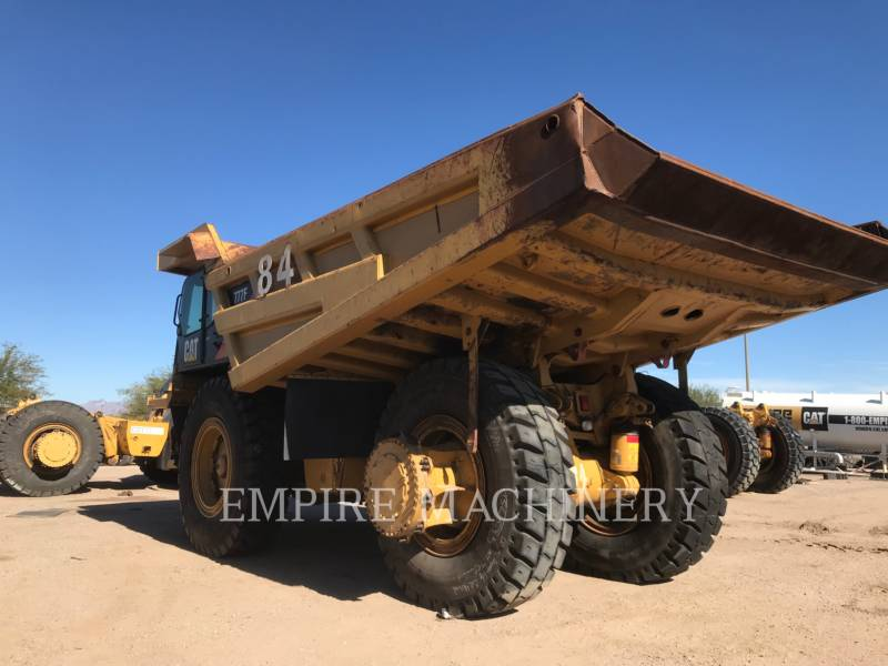 CATERPILLAR TOMBEREAUX DE CHANTIER 777F equipment  photo 12