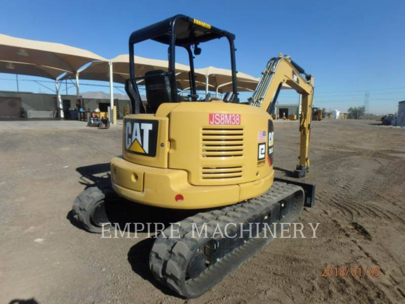 CATERPILLAR トラック油圧ショベル 305.5E2CR equipment  photo 2