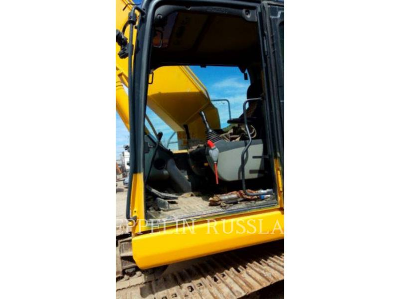 KOMATSU KOPARKI GĄSIENICOWE PC220LC-8 equipment  photo 18