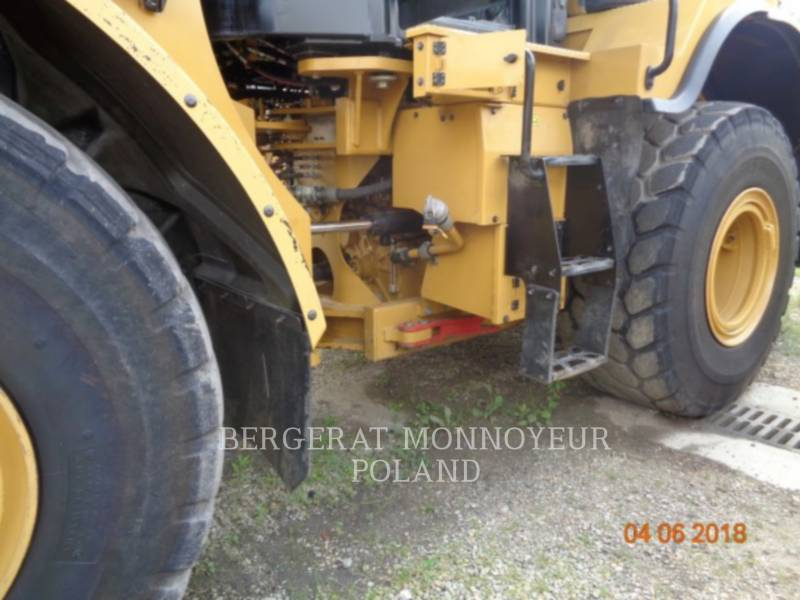 CATERPILLAR RADLADER/INDUSTRIE-RADLADER 962M equipment  photo 3