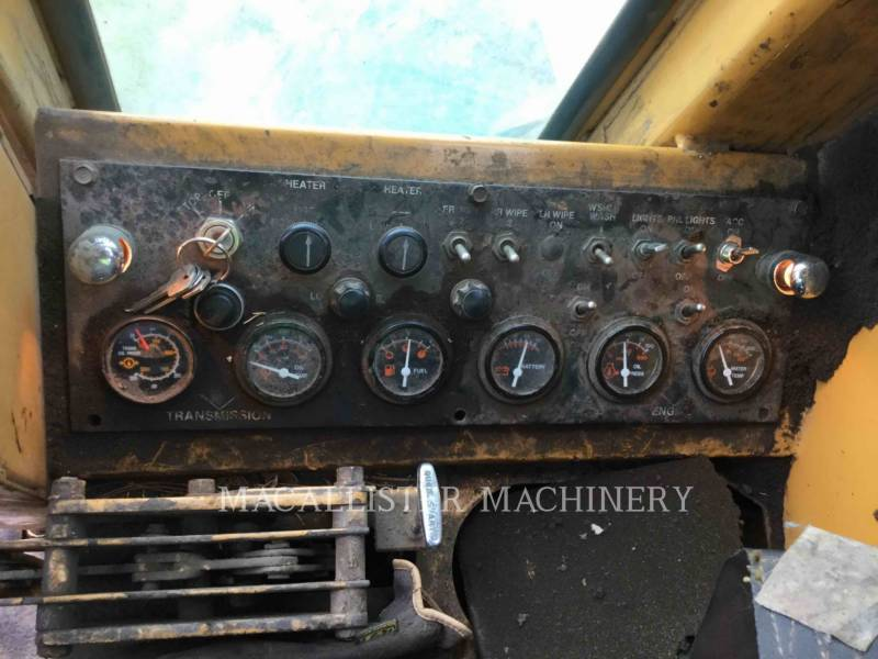 DRESSER MOTOR GRADERS A550 equipment  photo 17