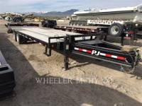 PJ TRAILERS トレーラ TR 28' TAG equipment  photo 4