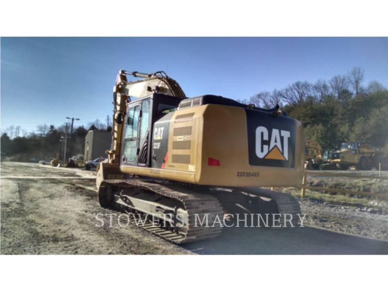 CATERPILLAR ESCAVADEIRAS 323FHT CGC equipment  photo 1