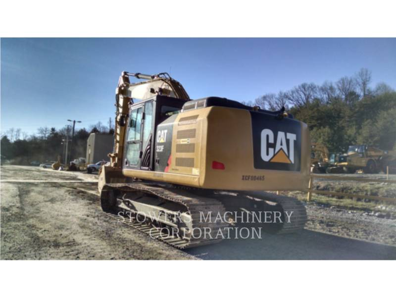 CATERPILLAR KETTEN-HYDRAULIKBAGGER 323FHT CGC equipment  photo 1
