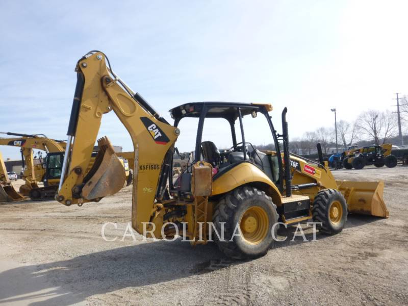 CATERPILLAR CHARGEUSES-PELLETEUSES 416F ST equipment  photo 4