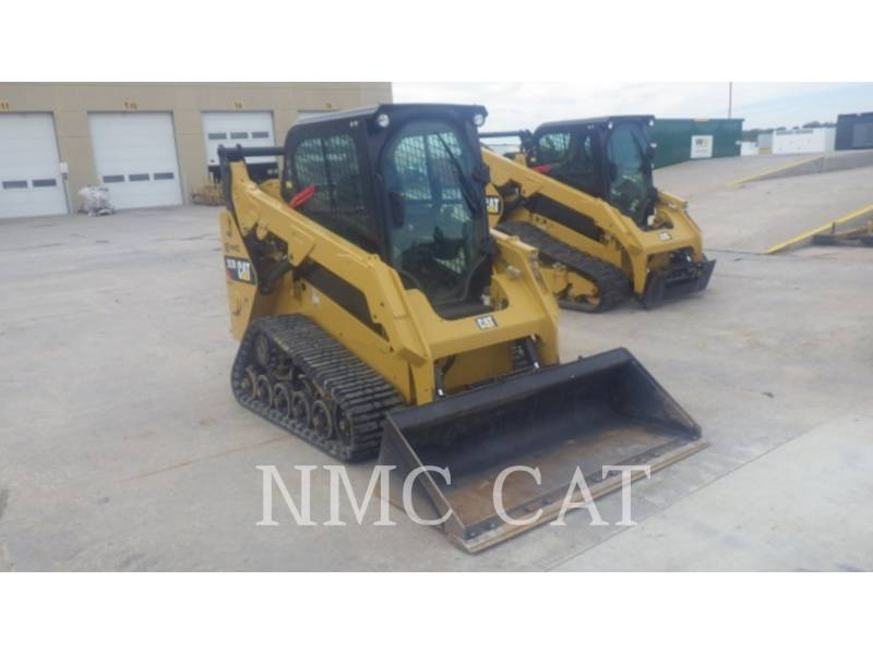 CATERPILLAR PALE CINGOLATE MULTI TERRAIN 257D equipment  photo 4