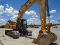 CATERPILLAR TRACK EXCAVATORS 336FLTHUMB equipment  photo 2