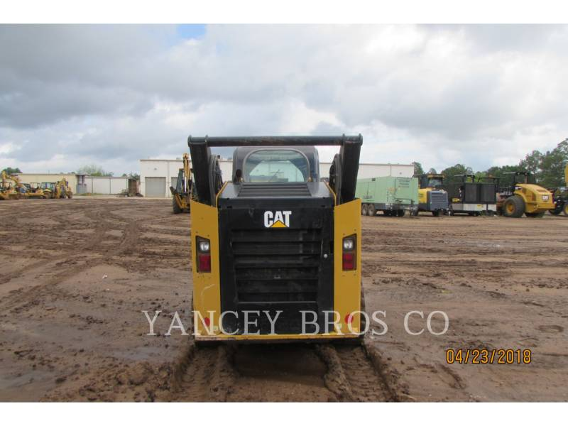 CATERPILLAR SKID STEER LOADERS 262D AC equipment  photo 4