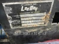 LEE-BOY ASPHALT PAVERS 8500B equipment  photo 5