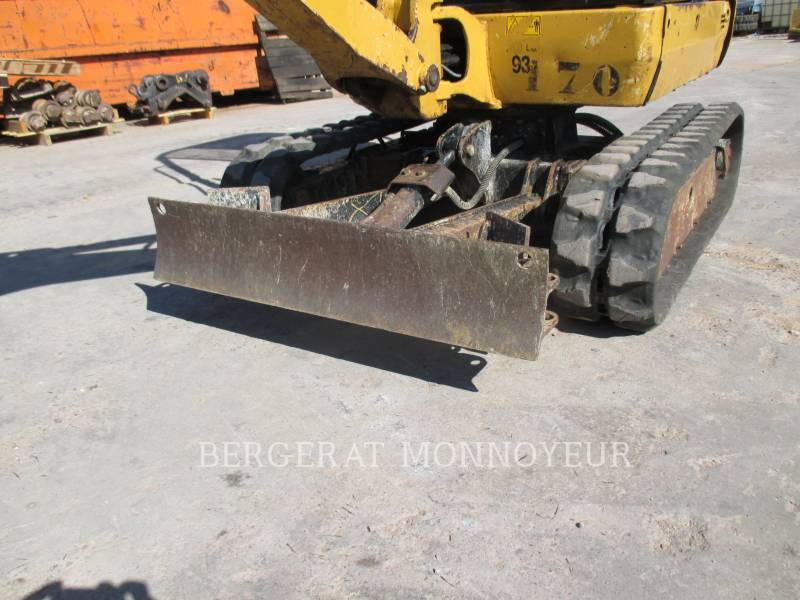 CATERPILLAR KETTEN-HYDRAULIKBAGGER 301.4C equipment  photo 7
