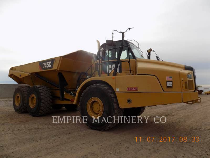 CATERPILLAR ダンプ・トラック 745C equipment  photo 1