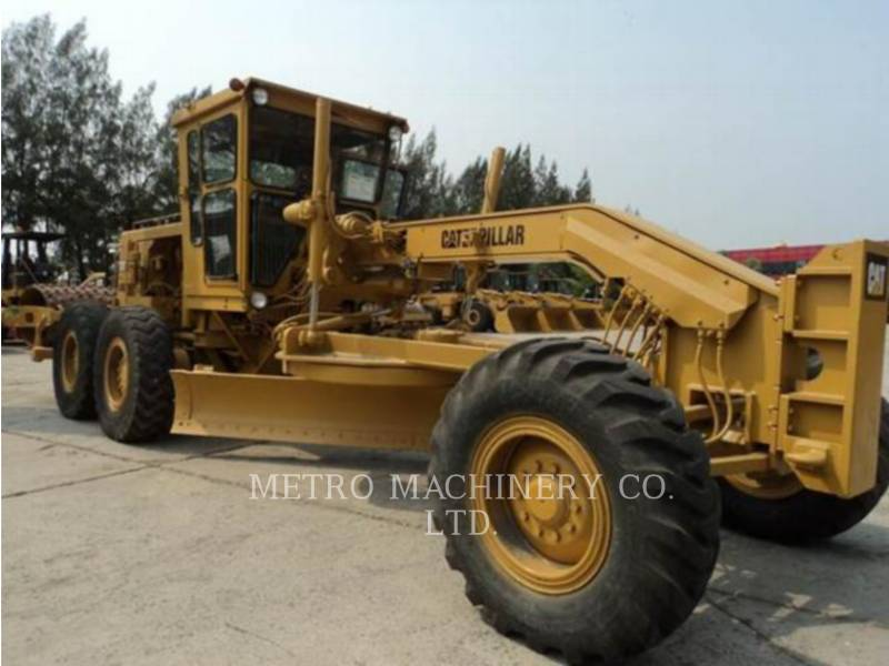 CATERPILLAR NIVELEUSES 140G equipment  photo 3