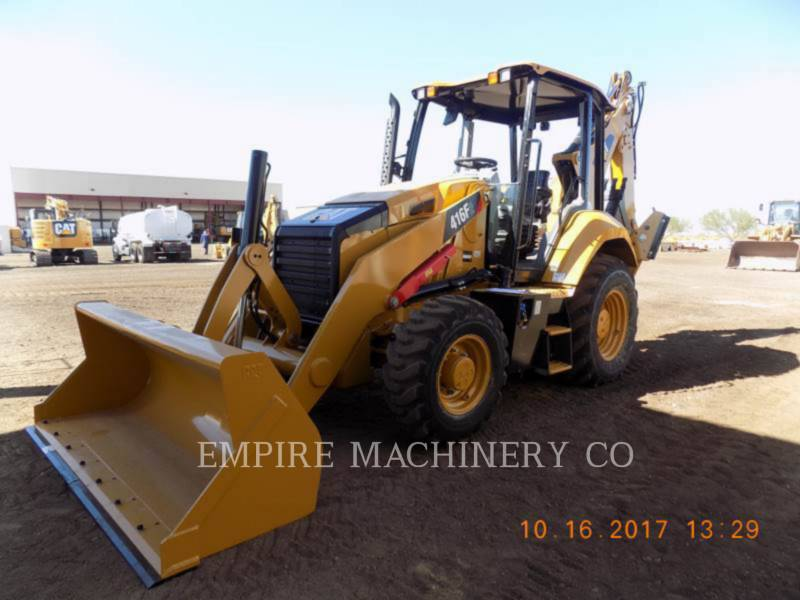 CATERPILLAR CHARGEUSES-PELLETEUSES 416F2 HRC equipment  photo 4