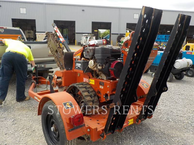 DITCH WITCH (CHARLES MACHINE WORKS) WT - TRENCHEUSE RT12 equipment  photo 3