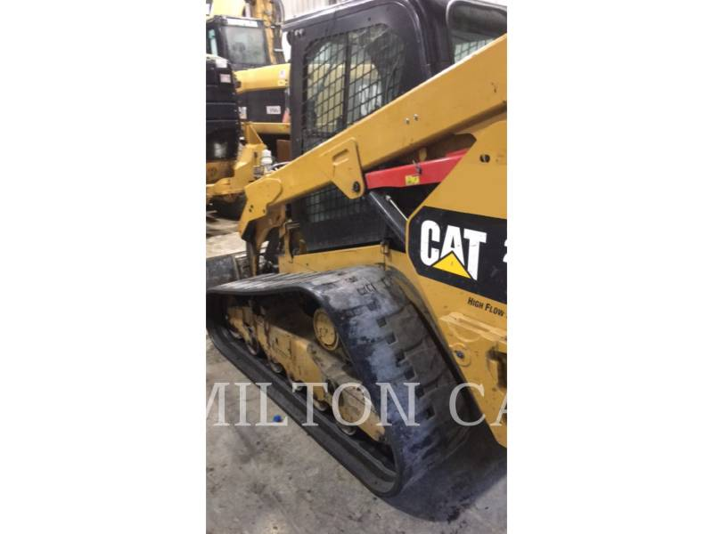 CATERPILLAR MULTI TERRAIN LOADERS 289D equipment  photo 3