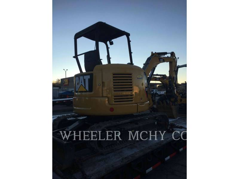 CATERPILLAR TRACK EXCAVATORS 303.5E2C1T equipment  photo 4