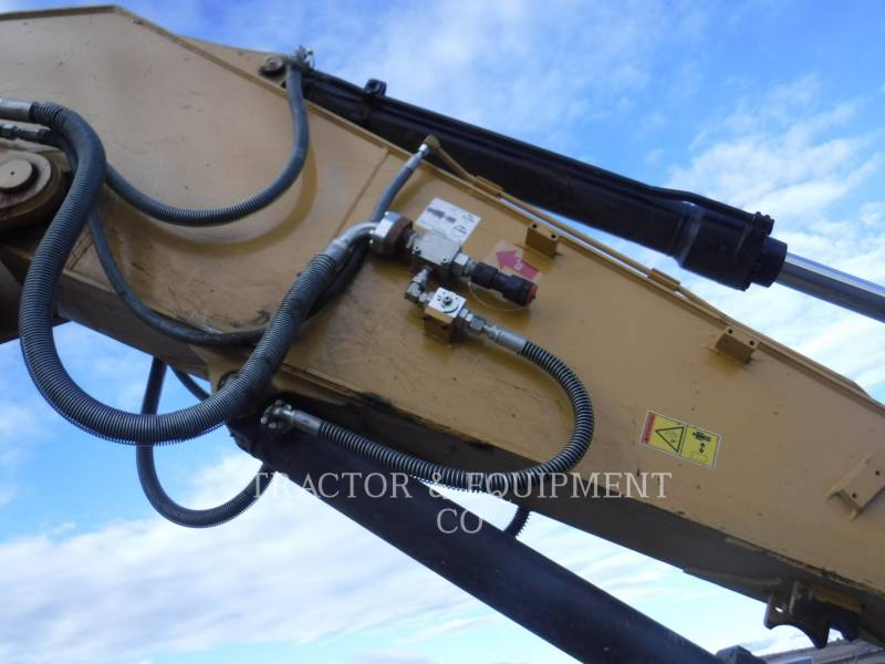 CATERPILLAR KETTEN-HYDRAULIKBAGGER 326FL equipment  photo 7