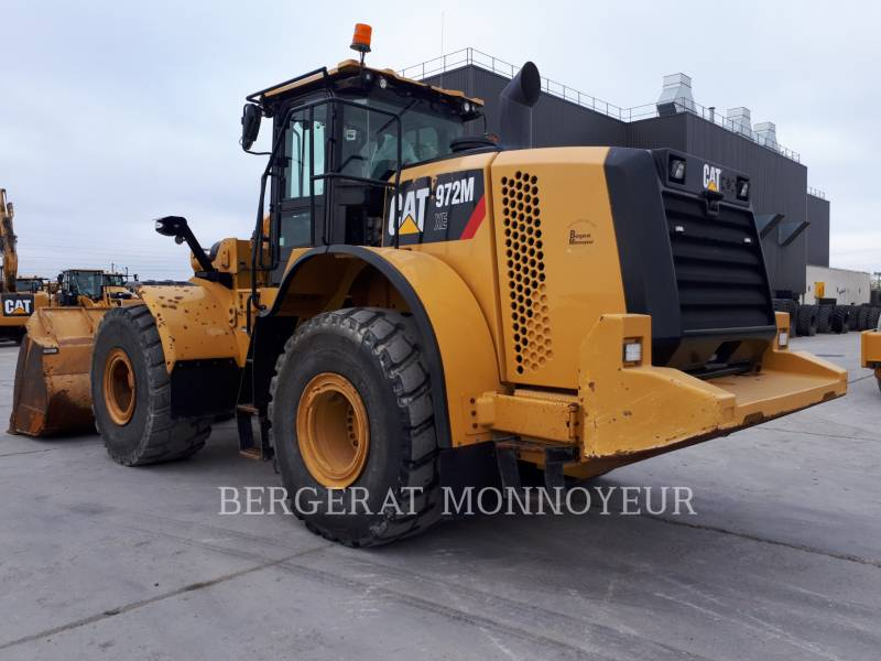 CATERPILLAR CARGADORES DE RUEDAS 972M XE equipment  photo 4