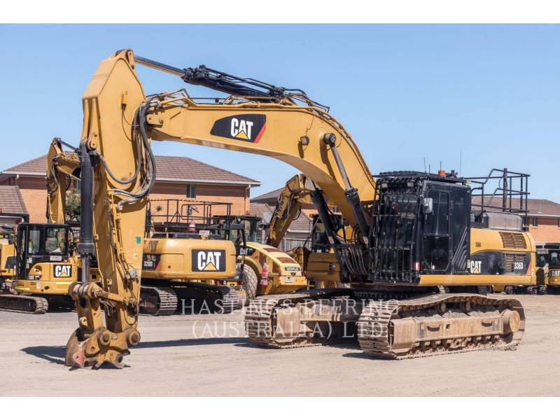 CATERPILLAR EXCAVADORAS DE CADENAS 336DL HS equipment  photo 1