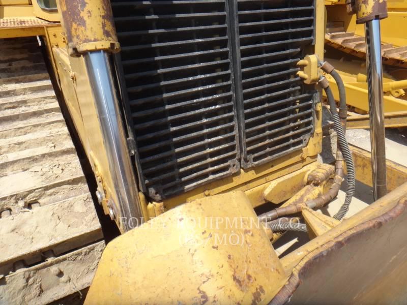 CATERPILLAR TRACK TYPE TRACTORS D7R equipment  photo 15