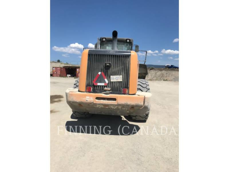 CASE WHEEL LOADERS/INTEGRATED TOOLCARRIERS 1121 F equipment  photo 3