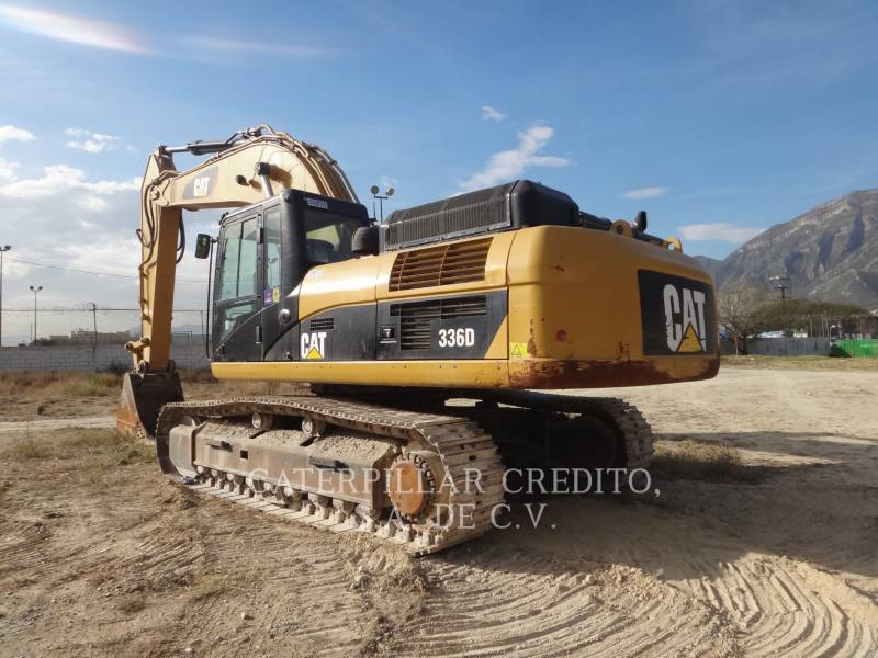 CATERPILLAR PELLES SUR CHAINES 336D L  equipment  photo 4