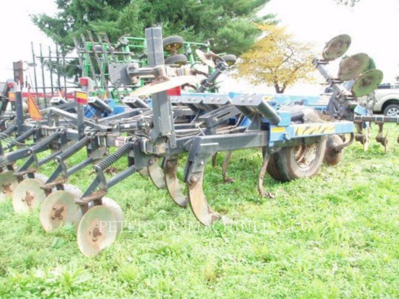 CASE/INTERNATIONAL HARVESTER AG TILLAGE EQUIPMENT ECOLO-TIGER 730C equipment  photo 5