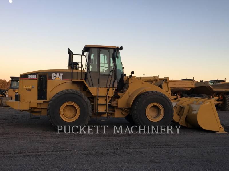 CATERPILLAR ホイール・ローダ/インテグレーテッド・ツールキャリヤ 966G equipment  photo 1