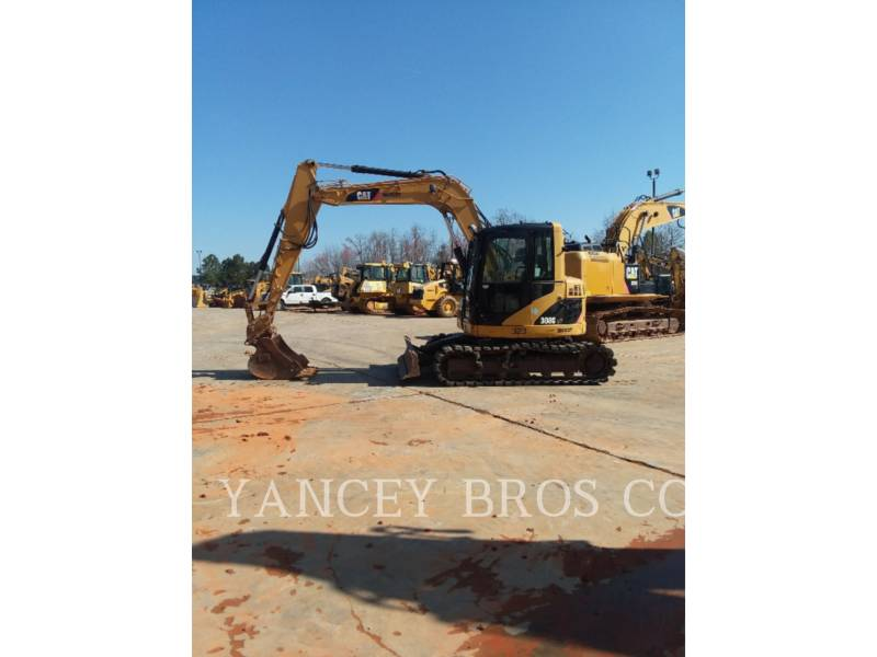 CATERPILLAR EXCAVADORAS DE CADENAS 308C RUBER equipment  photo 2