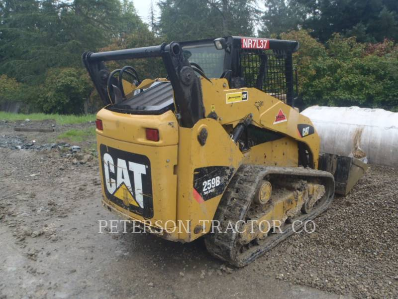 CATERPILLAR DELTALADER 259B3 equipment  photo 5