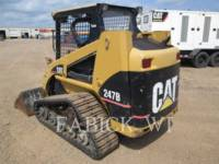CATERPILLAR 多様地形対応ローダ 247B equipment  photo 7