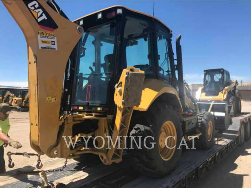CATERPILLAR BACKHOE LOADERS 420F2IT equipment  photo 8
