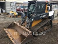 Equipment photo JOHN DEERE 323D PALE COMPATTE SKID STEER 1