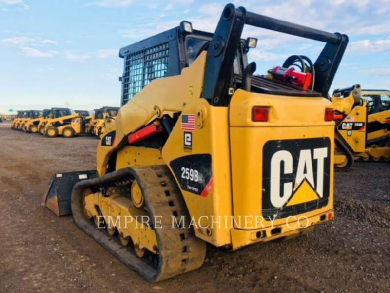 CATERPILLAR SKID STEER LOADERS 259B3 CA equipment  photo 3
