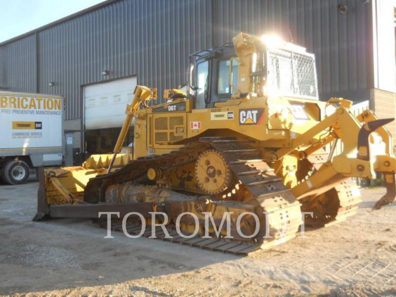 Caterpillar TRACTOARE CU ŞENILE D6TLGP equipment  photo 1