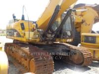 Equipment photo CATERPILLAR 349DL KETTEN-HYDRAULIKBAGGER 1