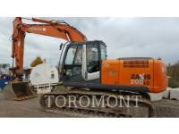 Equipment photo HITACHI ZX200LC-3 GRAAF-LAADCOMBINATIES 1