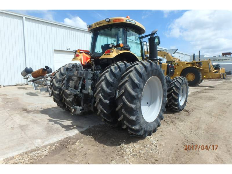 AGCO-CHALLENGER TRACTEURS AGRICOLES MT675D equipment  photo 3
