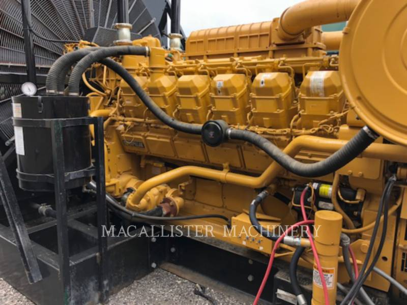 CATERPILLAR Grupos electrógenos fijos 3512B equipment  photo 6