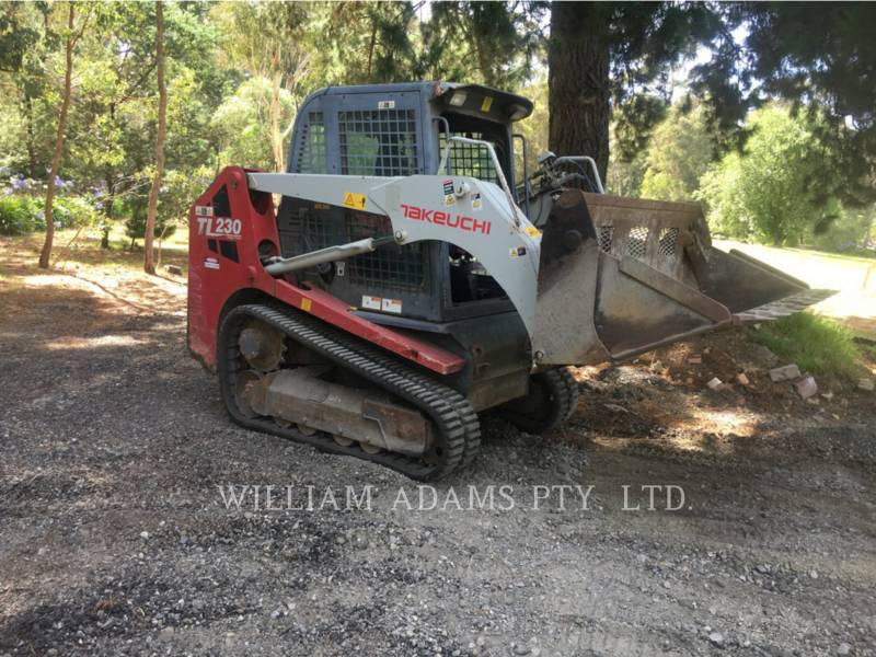 TAKEUCHI MFG. CO. LTD. MULTI TERRAIN LOADERS TL230 equipment  photo 4
