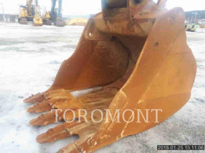 DEERE & CO. TRACK EXCAVATORS 450CLC equipment  photo 5