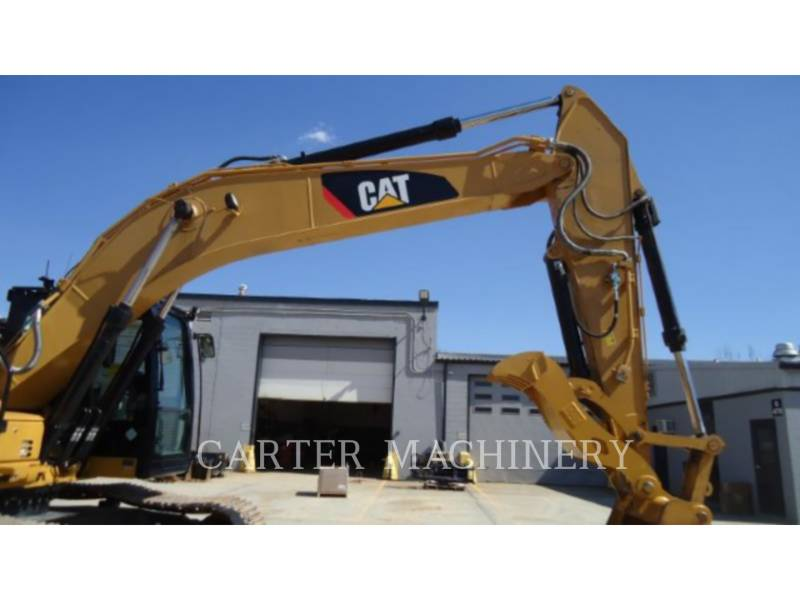 CATERPILLAR ESCAVATORI CINGOLATI 323 F L equipment  photo 12