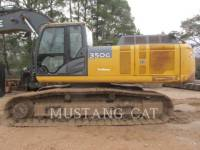 JOHN DEERE EXCAVADORAS DE CADENAS 350G equipment  photo 2