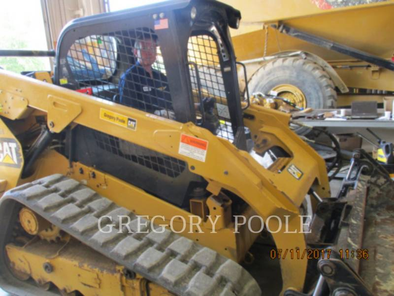 CATERPILLAR CARGADORES MULTITERRENO 299D2 equipment  photo 2