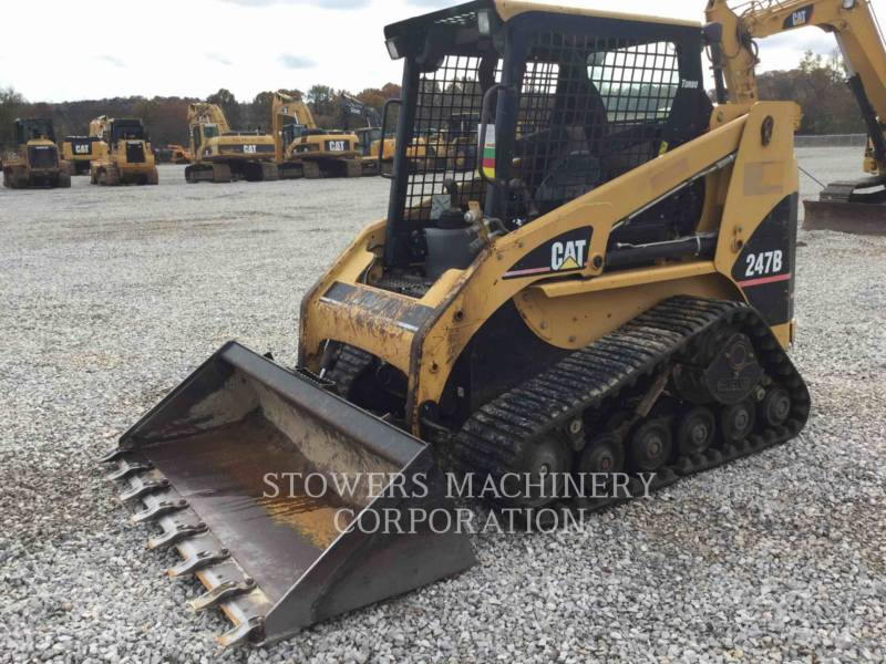 CATERPILLAR 多様地形対応ローダ 247B equipment  photo 10