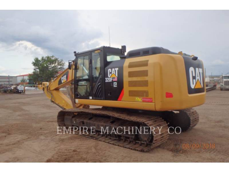 CATERPILLAR ESCAVADEIRAS 320FL equipment  photo 3