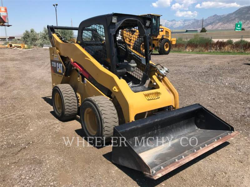 CATERPILLAR MINICARGADORAS 272D C1HF2 equipment  photo 1