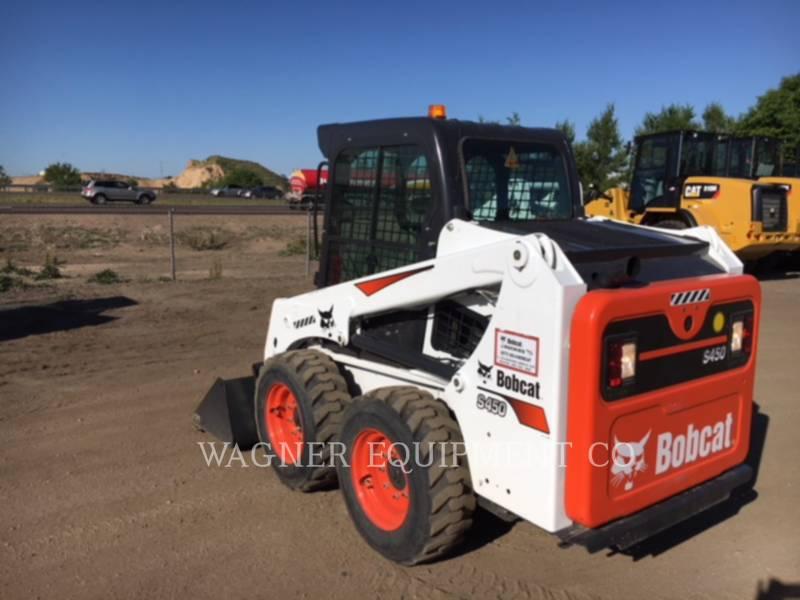 BOBCAT PALE COMPATTE SKID STEER S450 equipment  photo 3